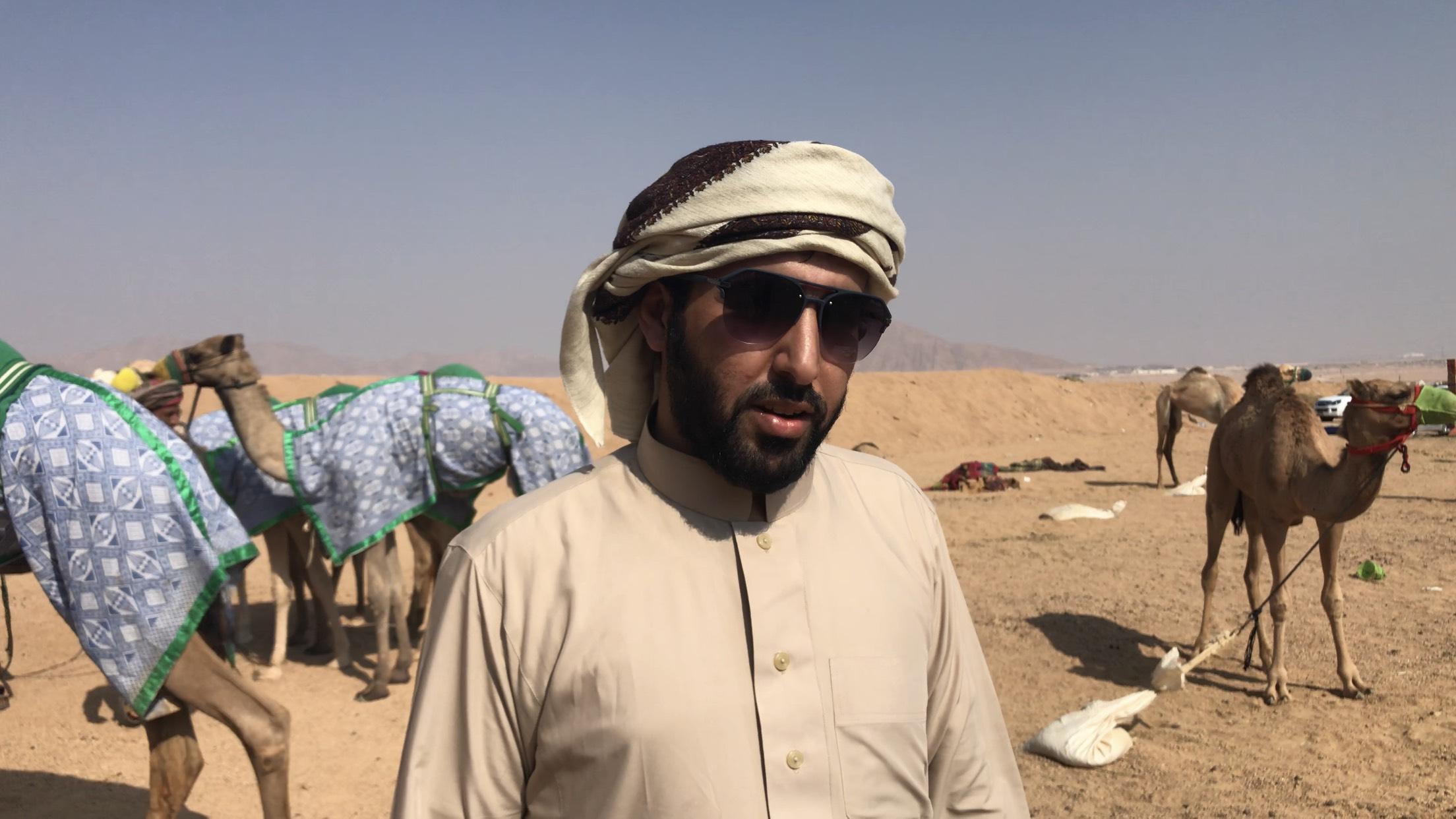 المشاركون فى مهرجان الهجن بشرم الشيخ من مختلف المحافظات (8)