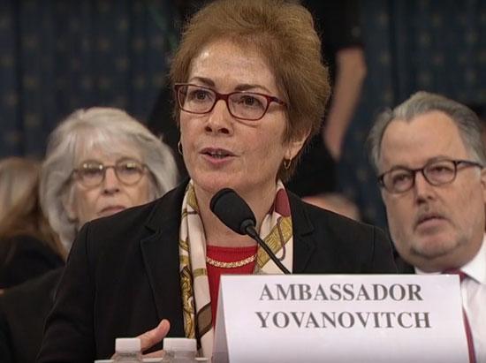 ماري-يوفانوفيتش-سفيرة-امريكا-السابقة-لدى-اوكرانيا
