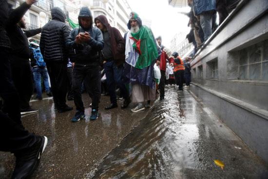 جانب من الحراك الجزائرى