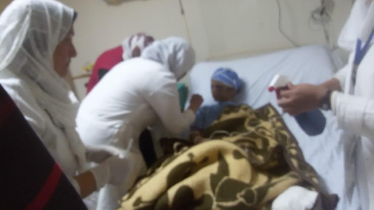 الطفلة بالمستشفى (2)