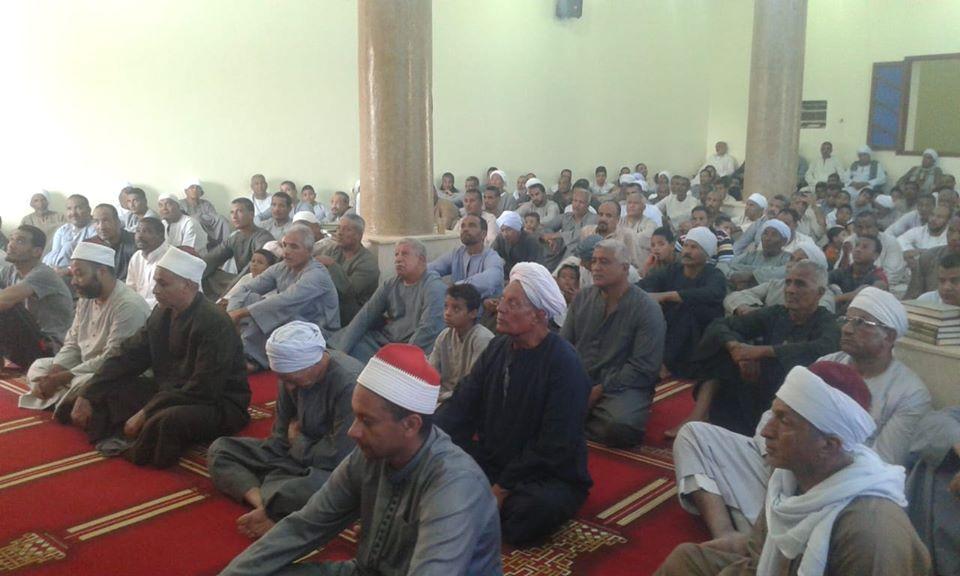 إفتتاح مسجد نور الإسلام بجزيرة أرمنت  (1)