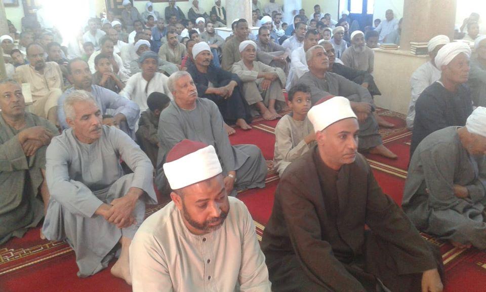 إفتتاح مسجد نور الإسلام بجزيرة أرمنت  (2)