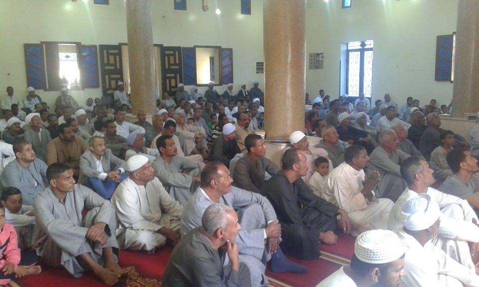 إفتتاح مسجد نور الإسلام بجزيرة أرمنت  (3)