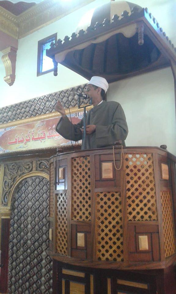 إفتتاح مسجد نور الإسلام بجزيرة أرمنت  (4)