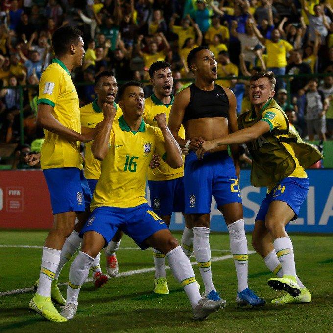 منتخب البرازيل للناشئين