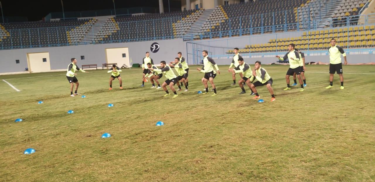 تدريب المنتخب الاولمبى  (7)