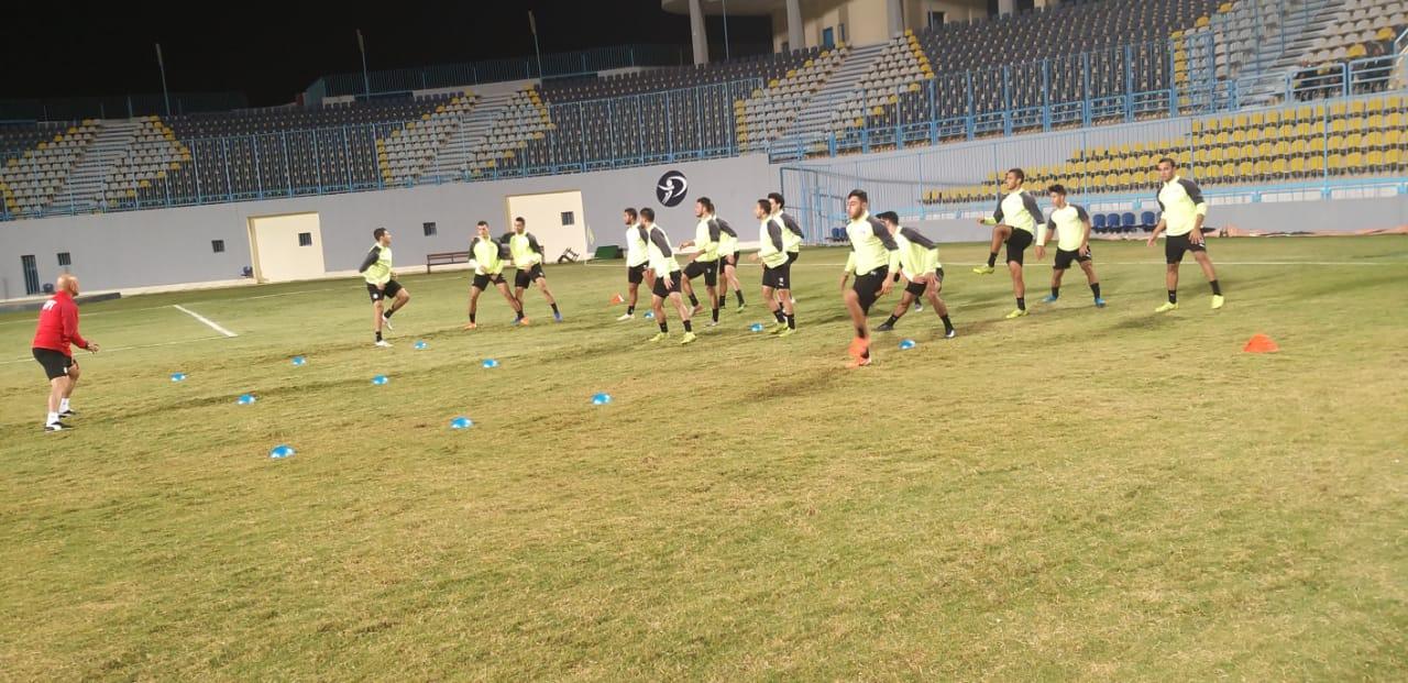 تدريب المنتخب الاولمبى  (5)