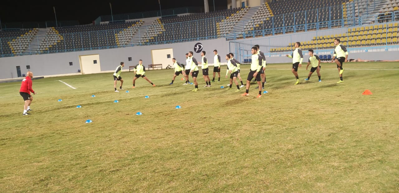 تدريب المنتخب الاولمبى  (3)
