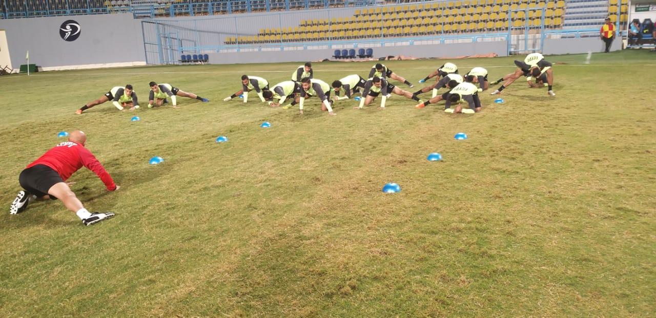 تدريب المنتخب الاولمبى  (8)