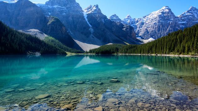 حديقة Banff