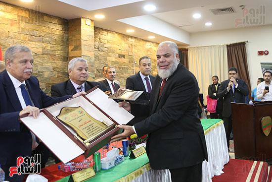 احتفالية نادى النيابة الإدارية بالمولد النبوي (13)