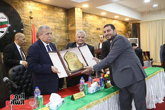احتفالية نادى النيابة الإدارية بالمولد النبوي (11)