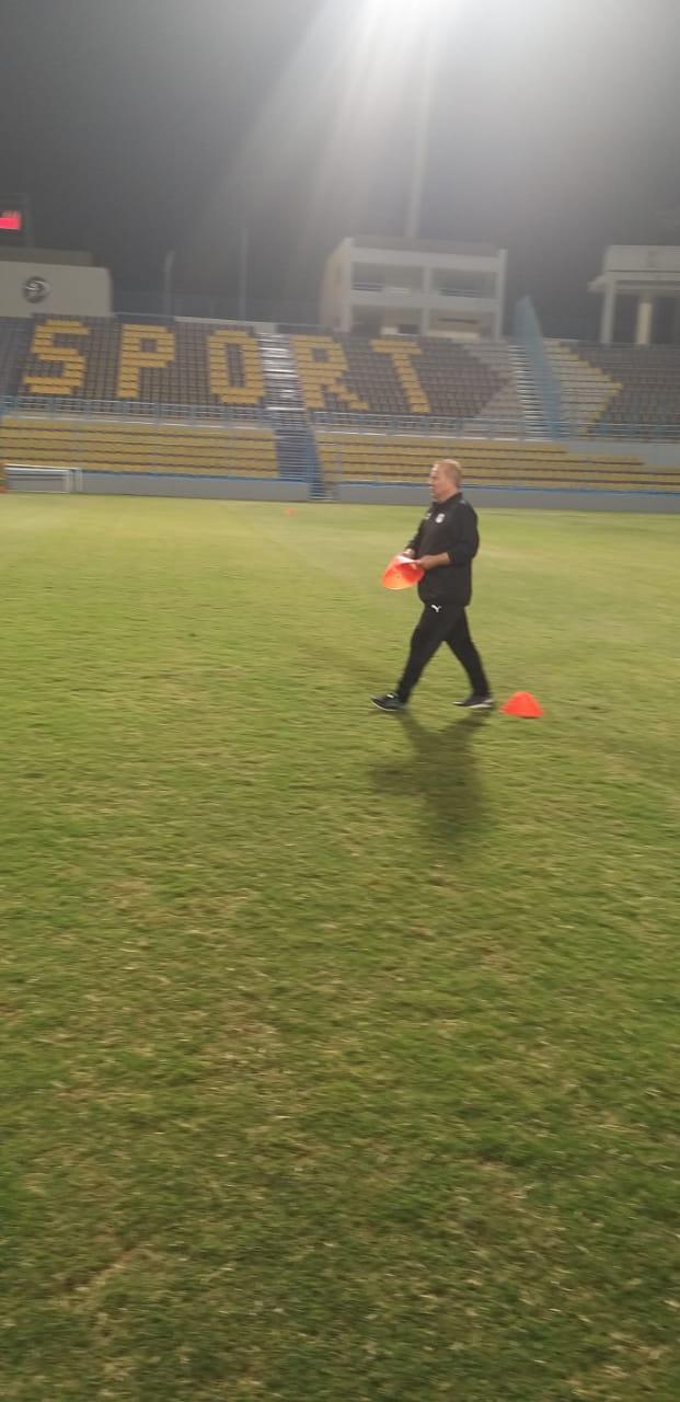 تدريب المنتخب الاولمبى  (11)