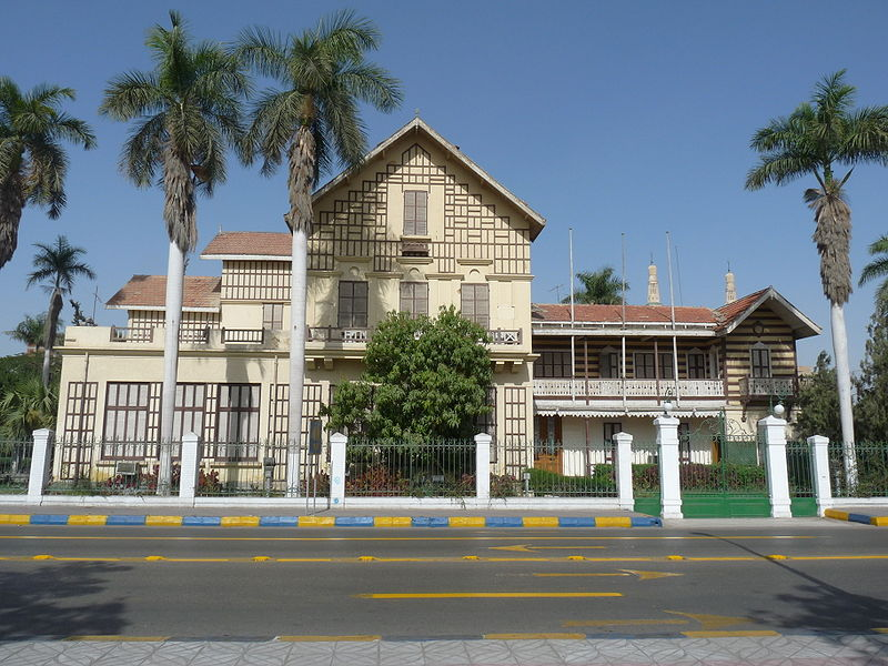منزل فرديناند دي لسبس بالإسماعيلية المقام به متحف قناة السويس
