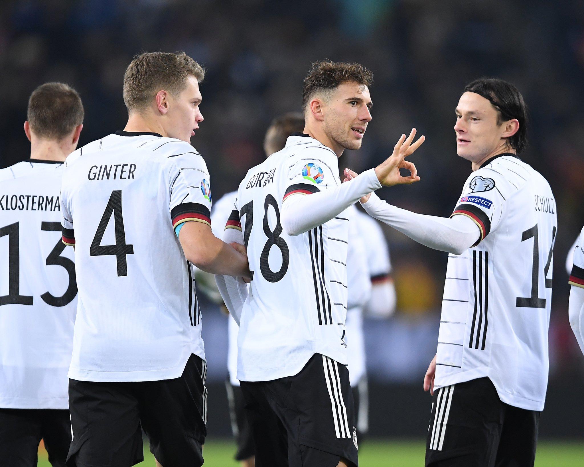 المانيا تفوقت على بيلاروسيا برباعية