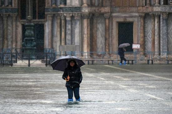 أمطار إيطاليا