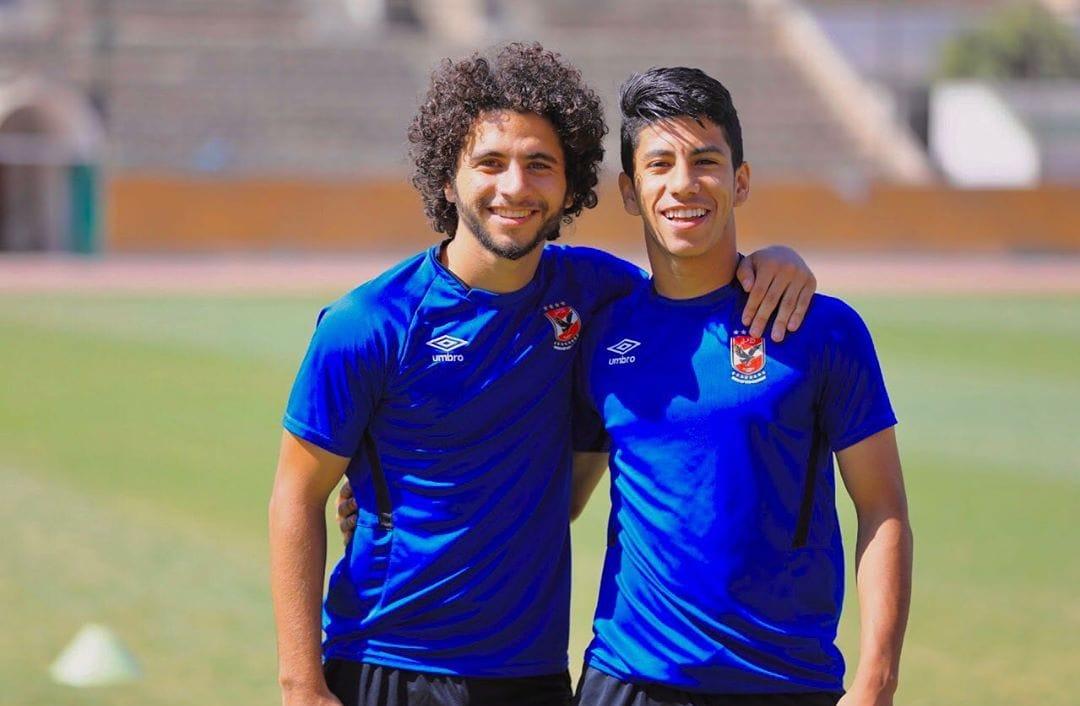 عمار حمدى مع محمد محمود