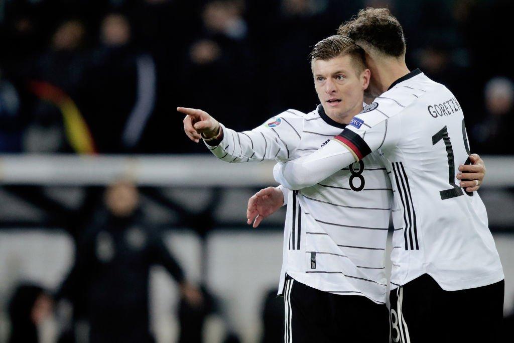 توني كروس لاعب المانيا