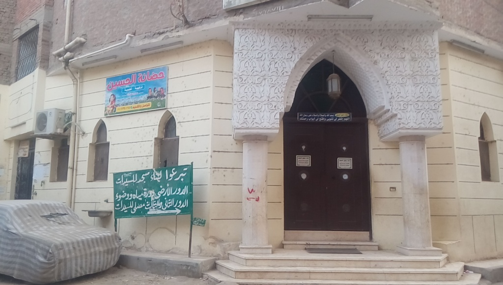3- منزل احمد زكي