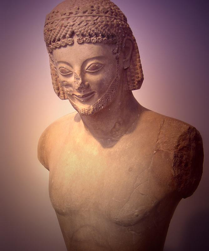 الفن اليونانى