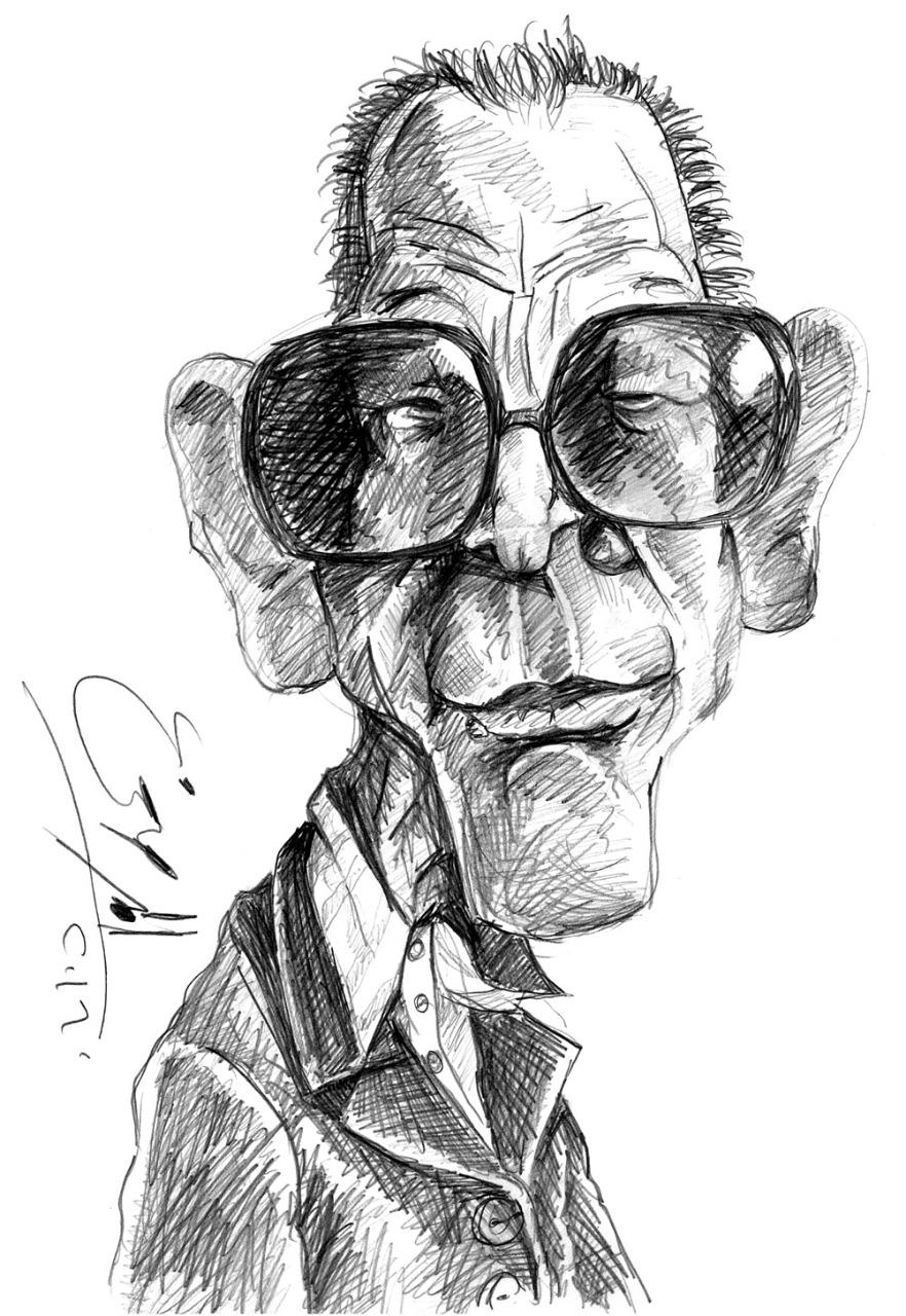 معرض الكاريكاتير (1)