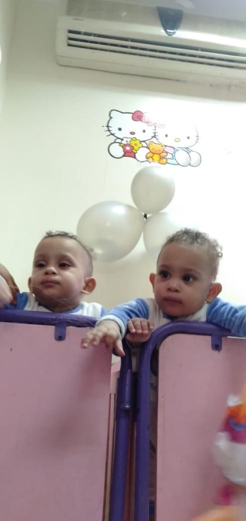 الاحتفال بعيد الطفولة بمركز رعاية الأطفال بأسوان  (6)