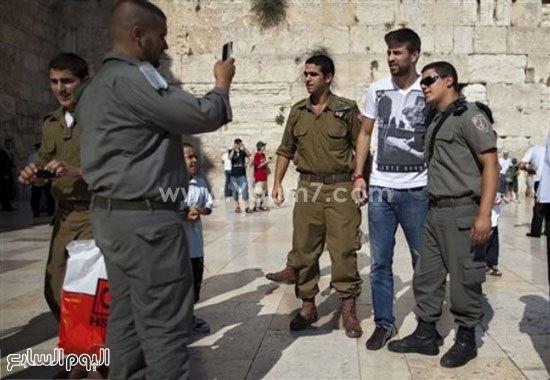 بيكيه في اسرائيل