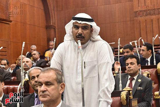 اجتماعات اللجنة البرلمانية لمناقشة أزمة الأمطار (5)