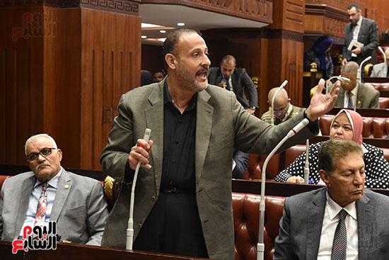 اجتماعات اللجنة البرلمانية لمناقشة أزمة الأمطار (6)