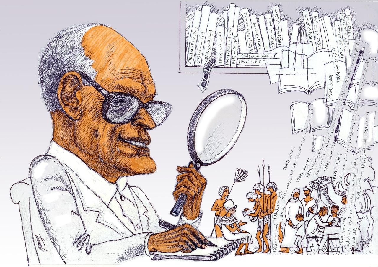 معرض الكاريكاتير (6)