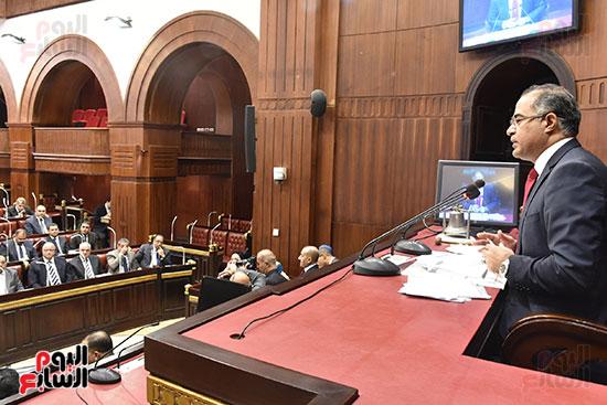 اجتماعات اللجنة البرلمانية لمناقشة أزمة الأمطار (1)