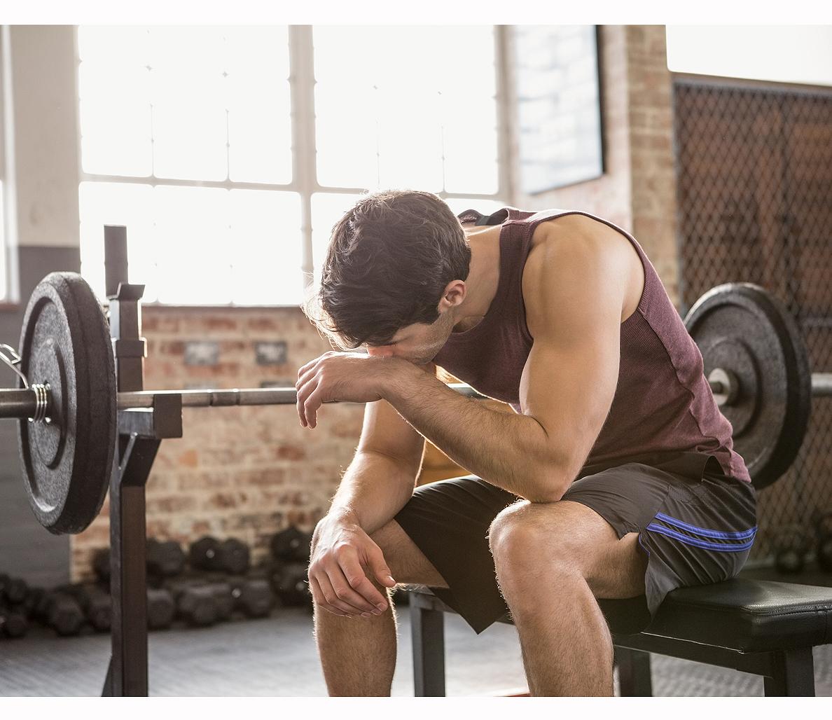 ارهاق العضلات