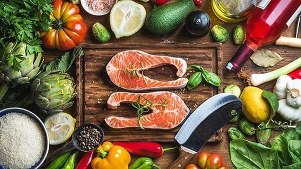 الخضروات والاسماك مفيدة لصحتك