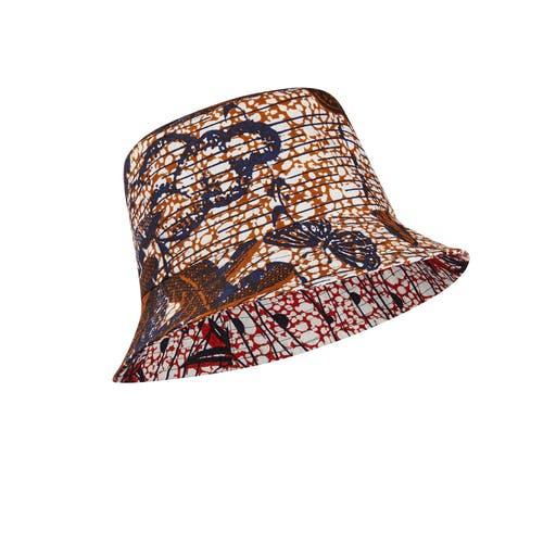 قبعة بلون اخر