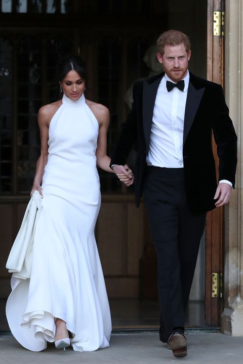 ميجان ماركل فى حفل زفافها