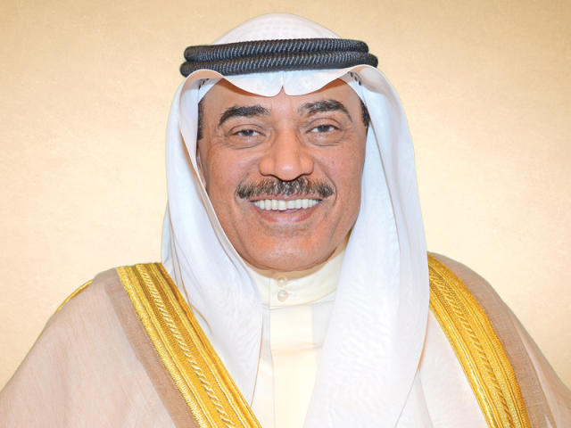 الشيخ صباح الخالد