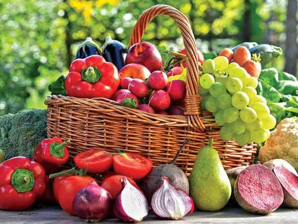 الخضروات والفواكه المفيدة فى فصل الشتاء