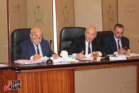 اللجنة التشريعية والدستورية بمجلس النواب (7)