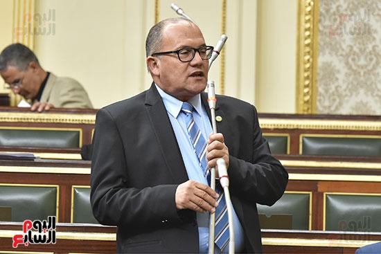 جلسة مجلس النواب برئاسة الدكتور على عبد العال (27)
