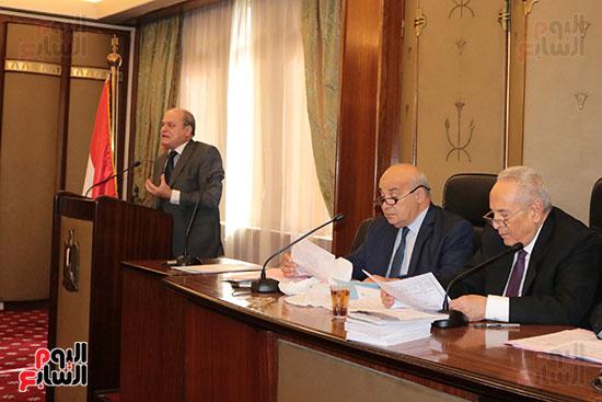 اللجنة التشريعية والدستورية بمجلس النواب (6)