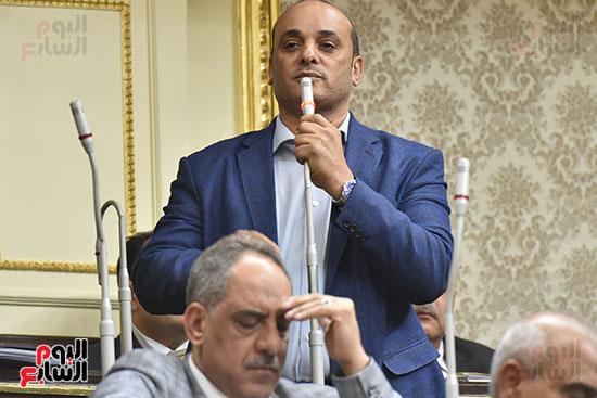 جلسة مجلس النواب برئاسة الدكتور على عبد العال (17)