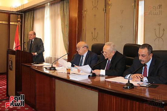 اللجنة التشريعية والدستورية بمجلس النواب (5)