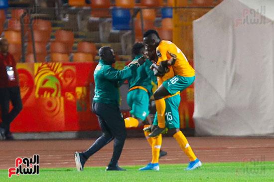 غانا وكوت ديفوار الاولمبى (1)