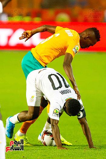 غانا وكوت ديفوار الاولمبى (7)