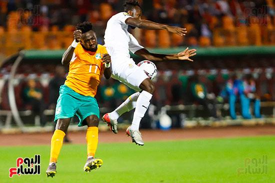غانا وكوت ديفوار الاولمبى (8)