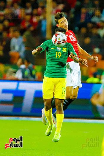 منتخب مصر الأوليمبي وجنوب أفريقيا (7)
