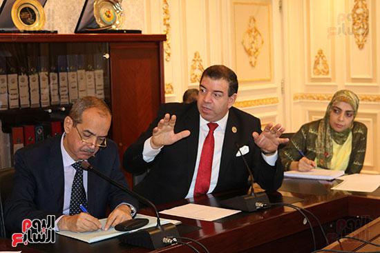 لجنة الخطة والموازنة بمجلس النواب (3)
