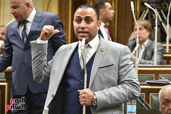 جلسة مجلس النواب برئاسة الدكتور على عبد العال (3)