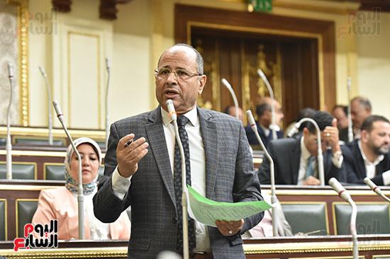 جلسة مجلس النواب برئاسة الدكتور على عبد العال (23)