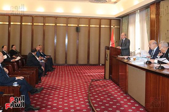 اللجنة التشريعية والدستورية بمجلس النواب (2)
